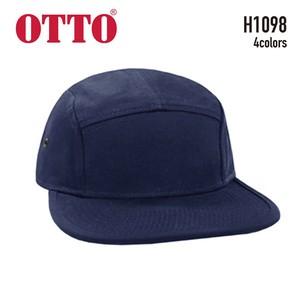 【OTTO】H1098  コットンツイル キャンプスタイルキャップ(Jet CAP)