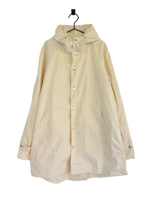 have a good day Hood Coat【 NATURAL】