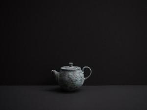 岡崎慧佑 茶壺(急須)(青)