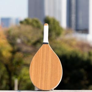 【Made in Japanモデル】 フレスコボールラケット(1本)& JFBA監修ボール2個セット【在庫限定】