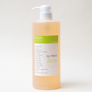 【1000ml】resple organics shampoo/レスプル オーガニクス シャンプー