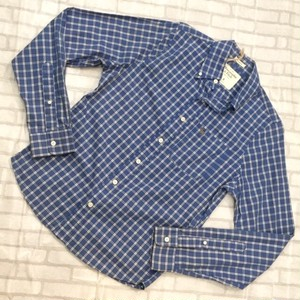 Abercrombie&Fitch MENS シャツ Sサイズ
