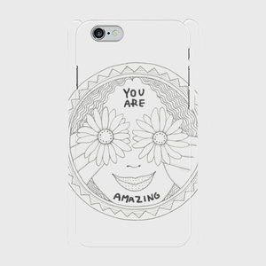 You are AMAZING iPhone6ケース (Designed by 安河内 彩香)