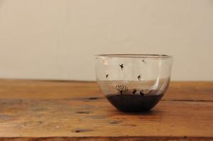 horizon シルエット 小鉢 (ウサギ) -048-