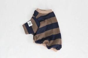 オータムボーダーTシャツ・完成品【M・L】