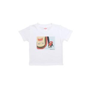 Tシャツ【赤ずきんと健康②】キッズ