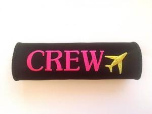 CREWハンドルカバー(ピンク)
