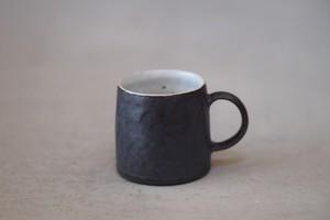 村上躍 鉄釉コーヒーカップ