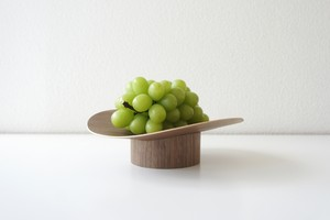fruits bowl_plywood/walnut