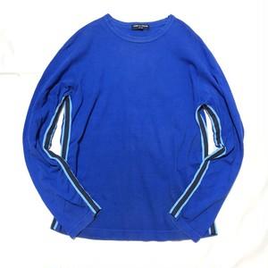 COMME des GARCONS HOMME サイドライン ロンT 長袖Tシャツ