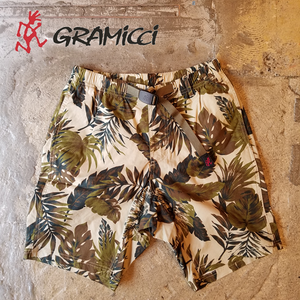 GRAMICCI グラミチ WEATHER NN-SHORTS BOTANICAL BEIGE