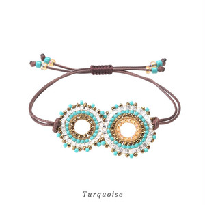 【MATSUNO GLASS BEADS】BRACELET—Treasure-B23 M