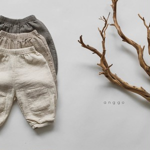【予約販売】pound pants〈anggo〉