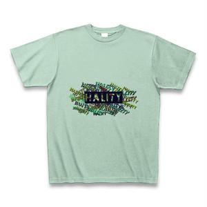 HALITY logo Tshirt icegreen