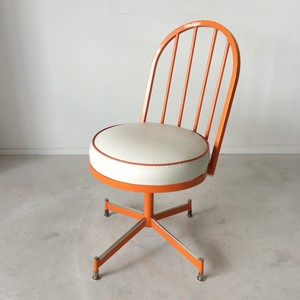 Mid-Century Dining Chair【Chrom Modern Chair】