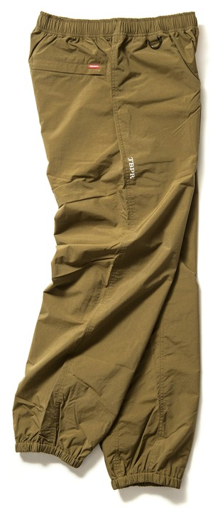 TIGHTBOOTH  NYLON TRACK PANTS TAN タイトブース TBPR パンツ