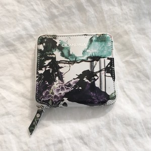 【xmas gift selection】CILANDSIA art leather Short wallet