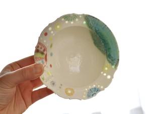 風船ホタル小鉢