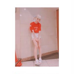 (used)strawberry milk T