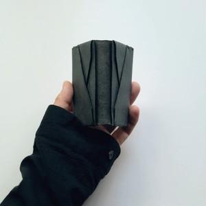 min.ori cardcase - bk - nebbia