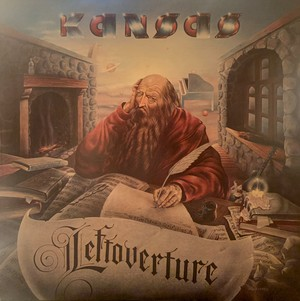 【LP】KANSAS/Leftoverture