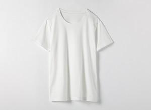 天竺 ベーシック半袖Tシャツ【419521】