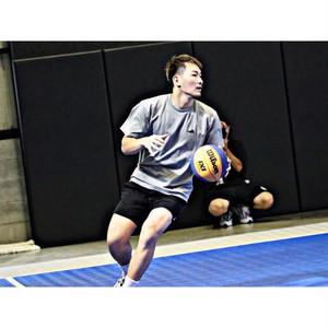 AOKICKS トレーニング T-shirt (gray)