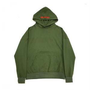TTT_MSW HELL IS REAL LIMITED PARKA KHAKI