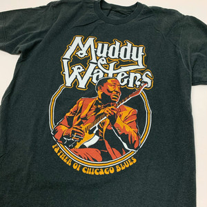 MUDDY WATERS Printed T-SHIRT
