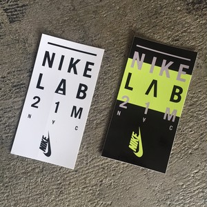 Nike Lab 21 Mercer Sticker