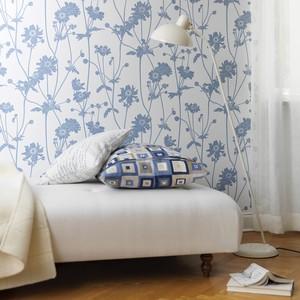 スウェーデンの壁紙 ボタニカル<506-46>