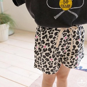 «sold out»«ジュニアサイズあり» leopard shorts レオパードショートパンツ