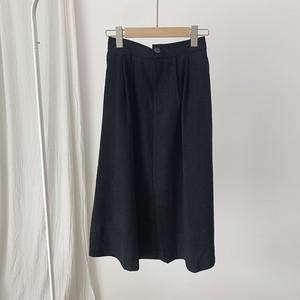 〈カフェシリーズ〉コーデュロイアンブレラスカート 【corduroy umbrella skirt】