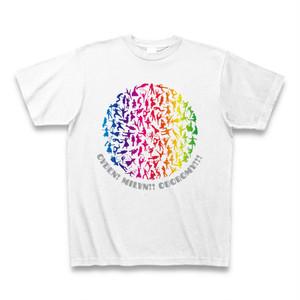 豊田市民みんなでOIDENレインボーTシャツ
