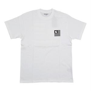 Carhartt/カーハート STATE PATCH ステイト パッチ Tシャツ i026409