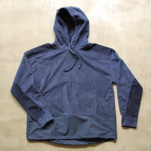 REMI RELIEF  FLEECE Nylon Parka NAVY