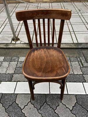BODEN   vintage 木工チェア