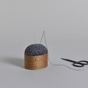 Shaker Pin Cushion / シェーカー ピンクッション〈 裁縫道具 / 裁縫箱 / 針山 / 針刺し 〉