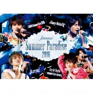 【新品】Johnny's SummerParadise2016(Blu-ray)