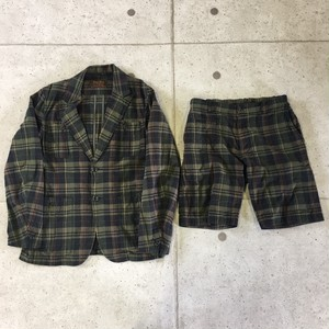 GENUIN GARMENT  for  UNITED ARROWS  green label relaxing  セットアップ