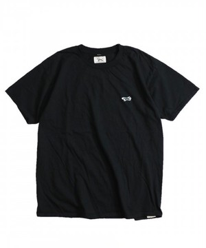 "PENNEY'S / ぺニーズ | "" THE FOX BASIC CREW SS TEE "" - black"