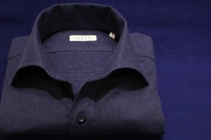 CADETTO ORIGINALS SHIRTS Navy Flannel