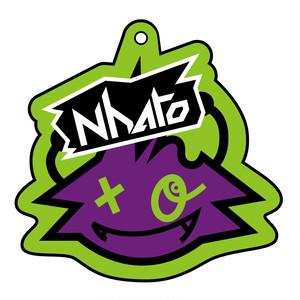 [予約商品] Nhato Logo ラバーキーホルダー