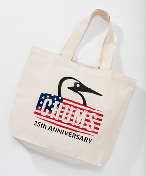 CHUMS(チャムス) 35th Anniversary Tote Bag (35thアニバーサリートートバッグ) 35thBooby Face CH60-2516
