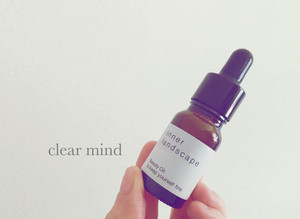 clear mind / SOMI Original Blend Oil 《inner landscape》