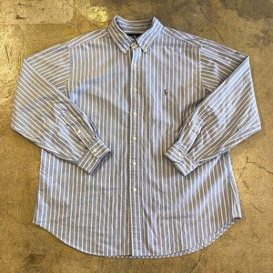 Ralph Lauren Striped L/S Button Down Shirt ¥4600+tax