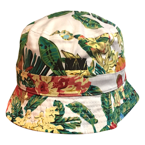 【再入荷】AMM Bucket Hat (Aloha White)