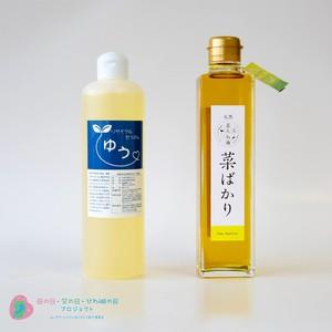 【母の日限定】菜の花めぐるギフト(菜種油・台所用液体せっけん)