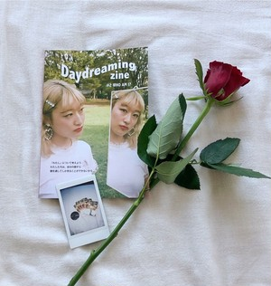 Daydreaming zine#2 Who am I?