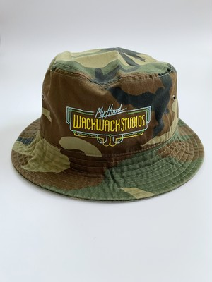 """WACKWACK STUDIOS"" Bucket Hat ④"